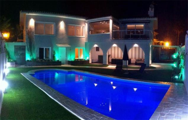 Detached Villa, Torremolinos, Costa del Sol. Refurbished, homecine room, panic room. 4 Bedrooms, 2 B,Spain