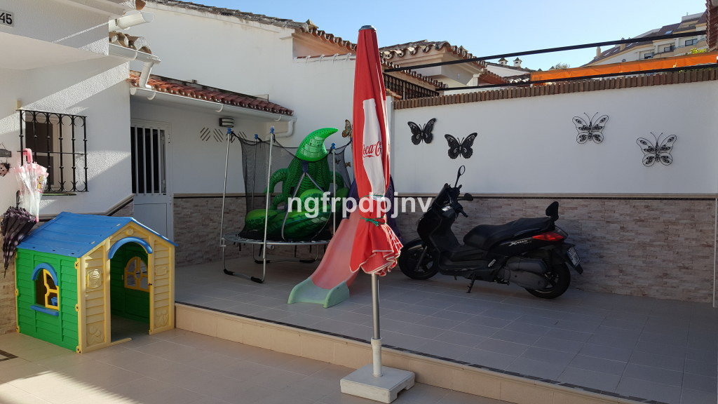 Townhouse, Benalmadena Costa, Costa del Sol. 3 Bedrooms, 2 Bathrooms, Built 180 m², Terrace 40 m².  , Spain