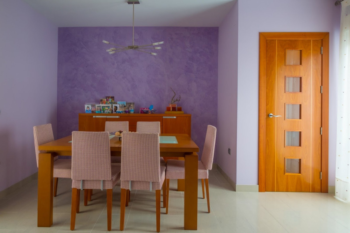 Wonderful brand new flat in Benamocarra, consists of a living/dining room with access to a terrace, ,Spain