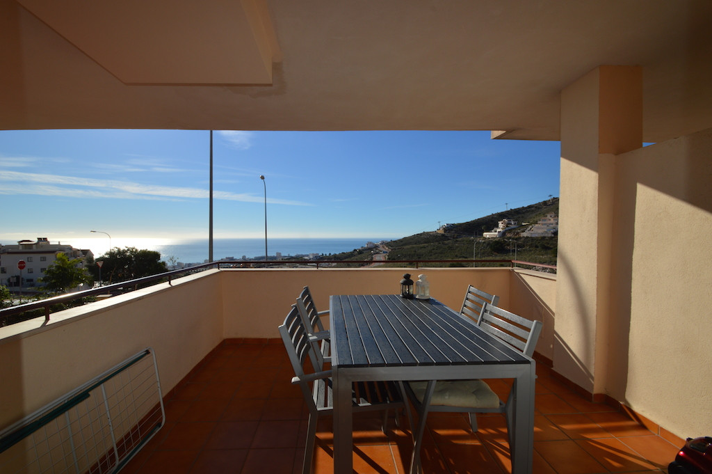 Lovely two bedroom apartment located in a gated urbanization in Benalmadena. Offering bright and spa, Spain