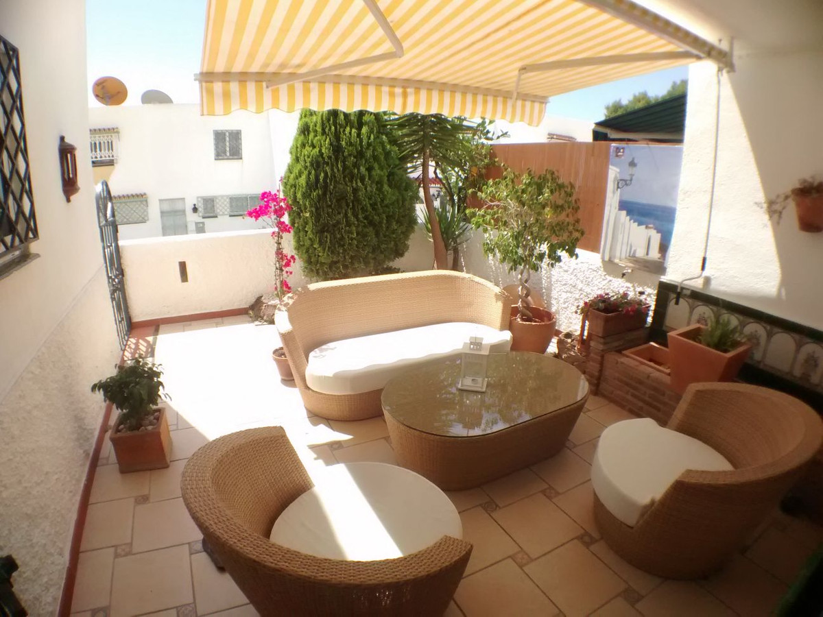 Townhouse with 2 bedrooms in Benalmadena Pueblo. Beautiful and cozy townhouse in a beautiful urbaniz,Spain