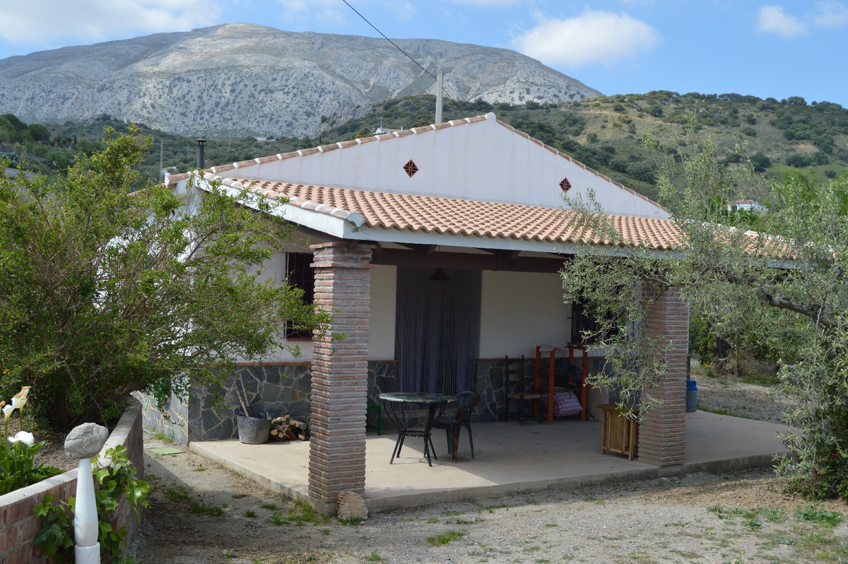 "Very nice one-bedroom house between the villages ""Alora"" and ""El Chorro"".  In th, Spain"