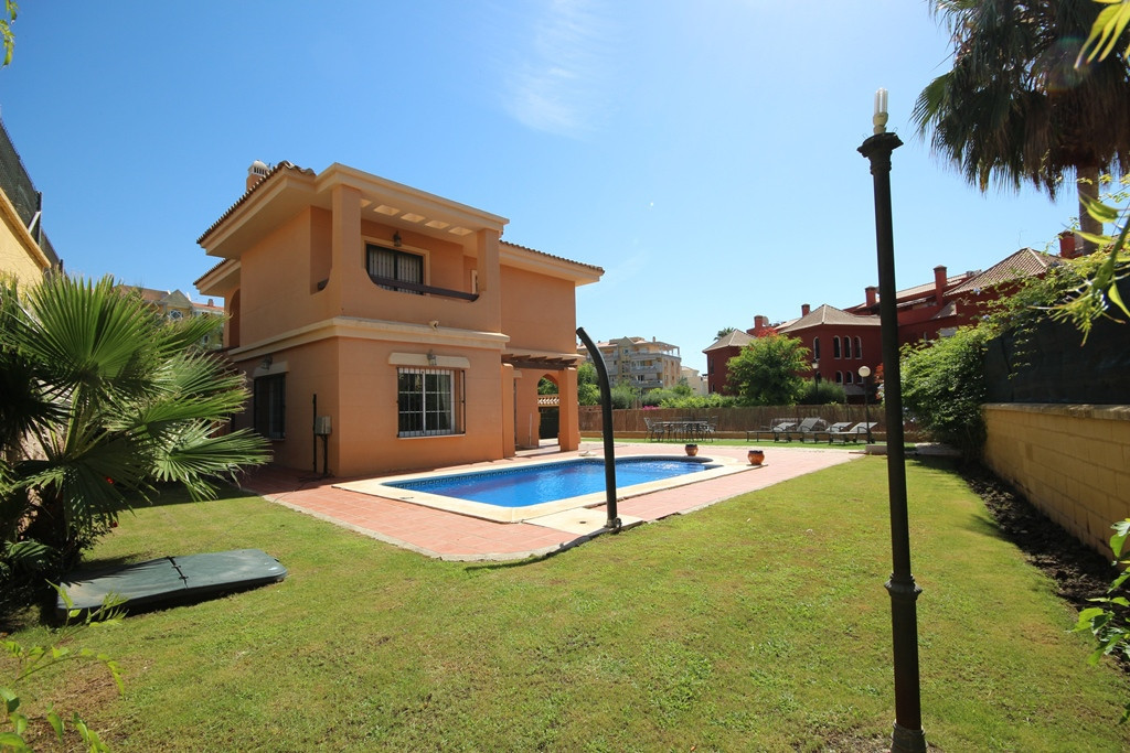 A beautiful and traditionally designed four bedroom detached villa with private pool in the popular , Spain