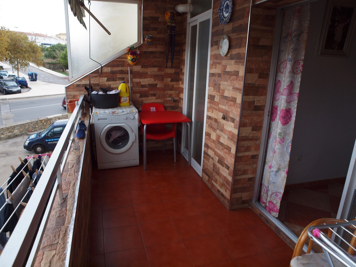 Torre del Mar - flat on first floor with elevator. The apartment consists of large living room, with,Spain