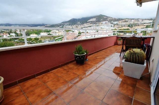 Wonderful penthouse located in Bellavista, a residential and quiet area with gardens and lakes that ,Spain