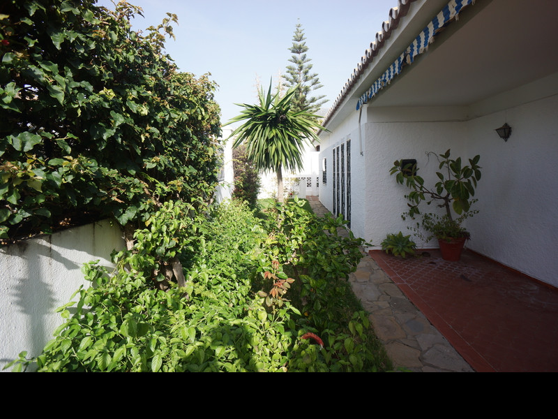 This bungalow is situated in the heart of Marbella town and is within walking distance to markets, s,Spain