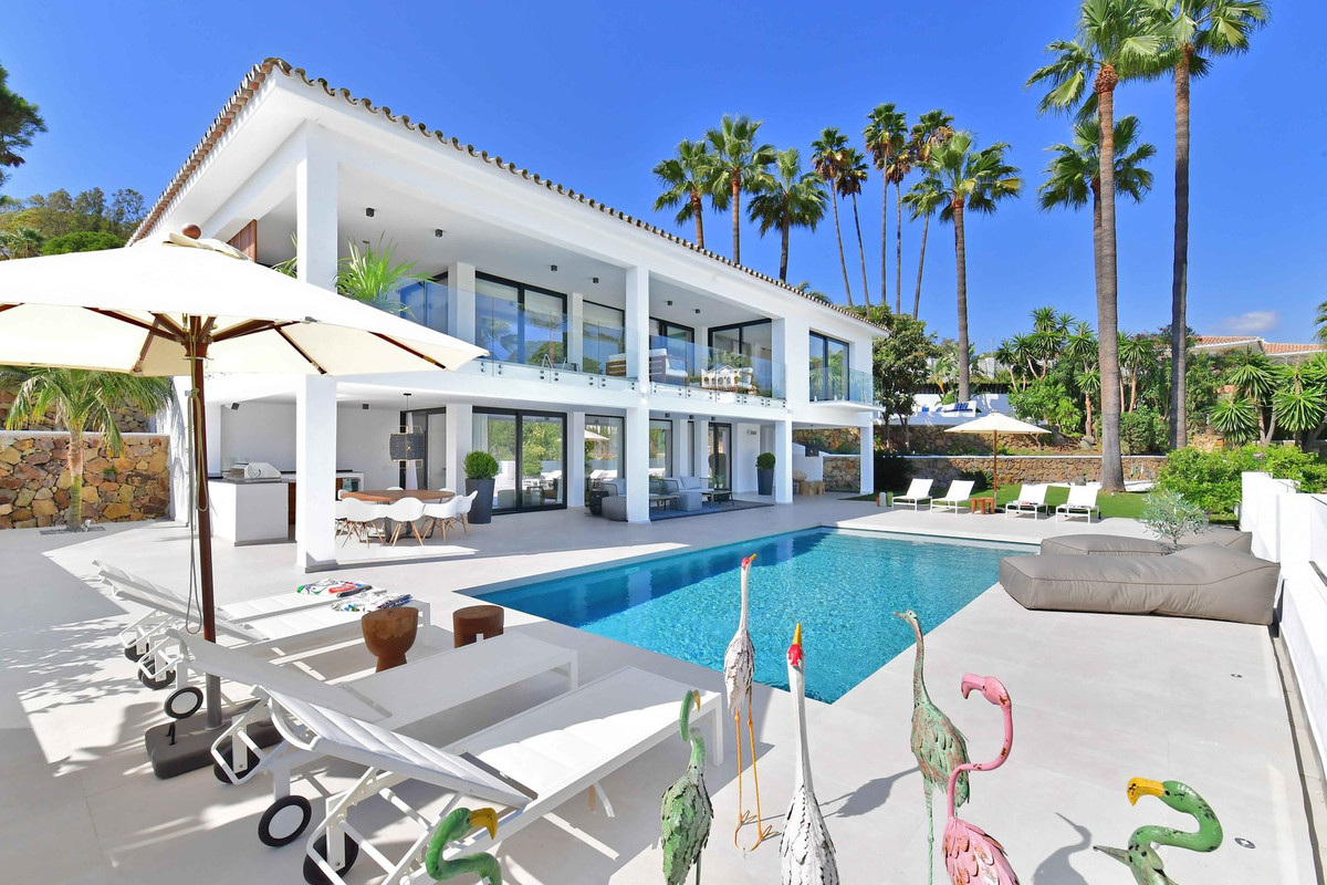 Villa San Diego  This andalucian yet contemporary villa combines the comforts of modern space with c, Spain