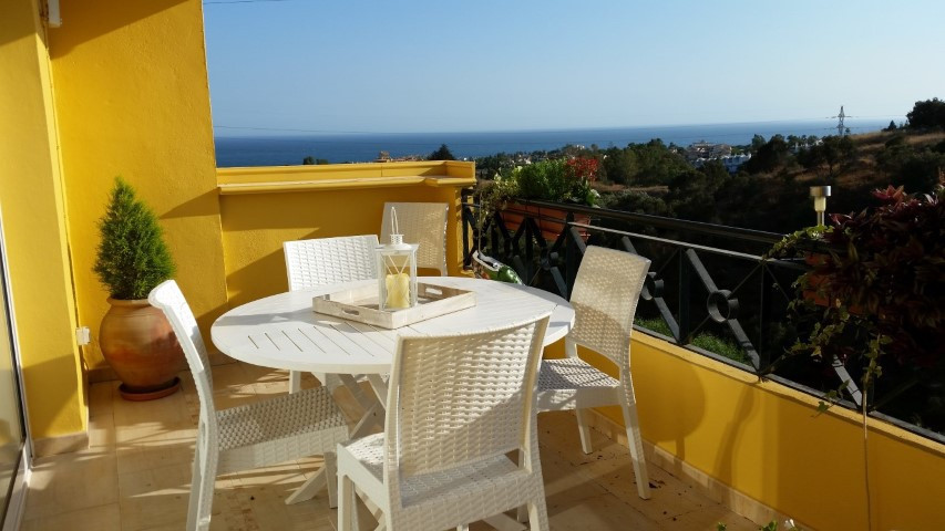 DUPLEX PENTHOUSE with 175 m2 of living space and panoramic views of the sea! Situated in Riviera del,Spain