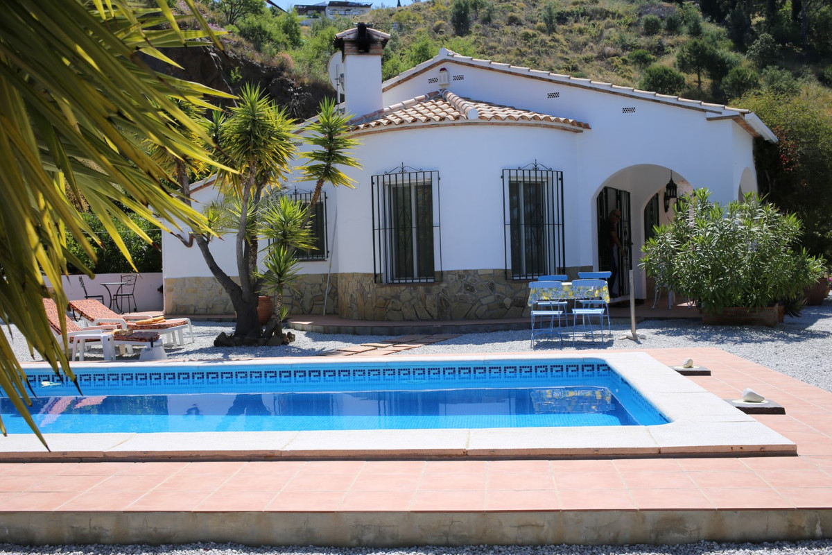 Fantastic finca in Sayalonga. The property boasts a panoramic and stunning coast views of the axarqu, Spain