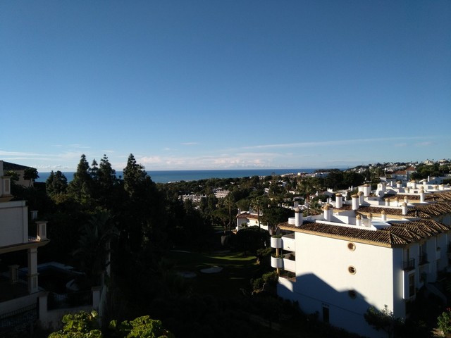 Corner duplex apartment with fantastic sea views, south west facing amd very sunny.  Fabulous modern,Spain