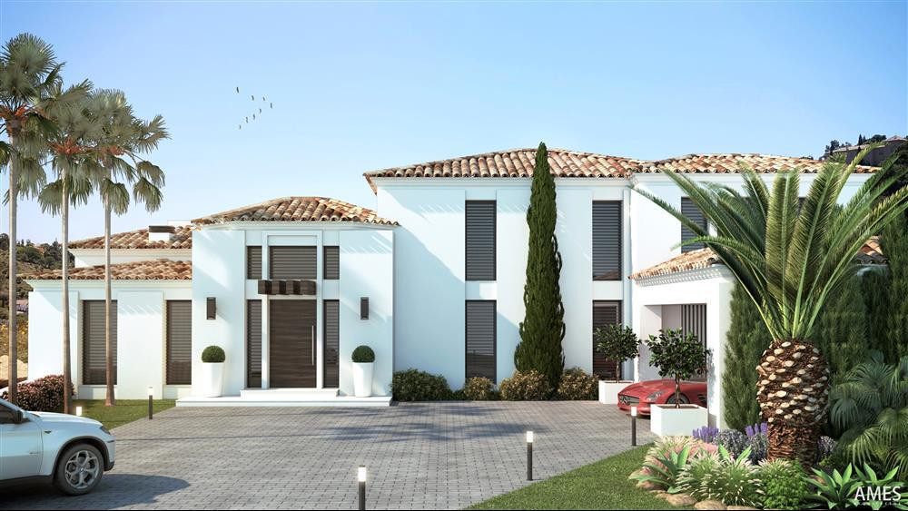 Available to the market is this new and exciting contemporary home located in the sought after count,Spain