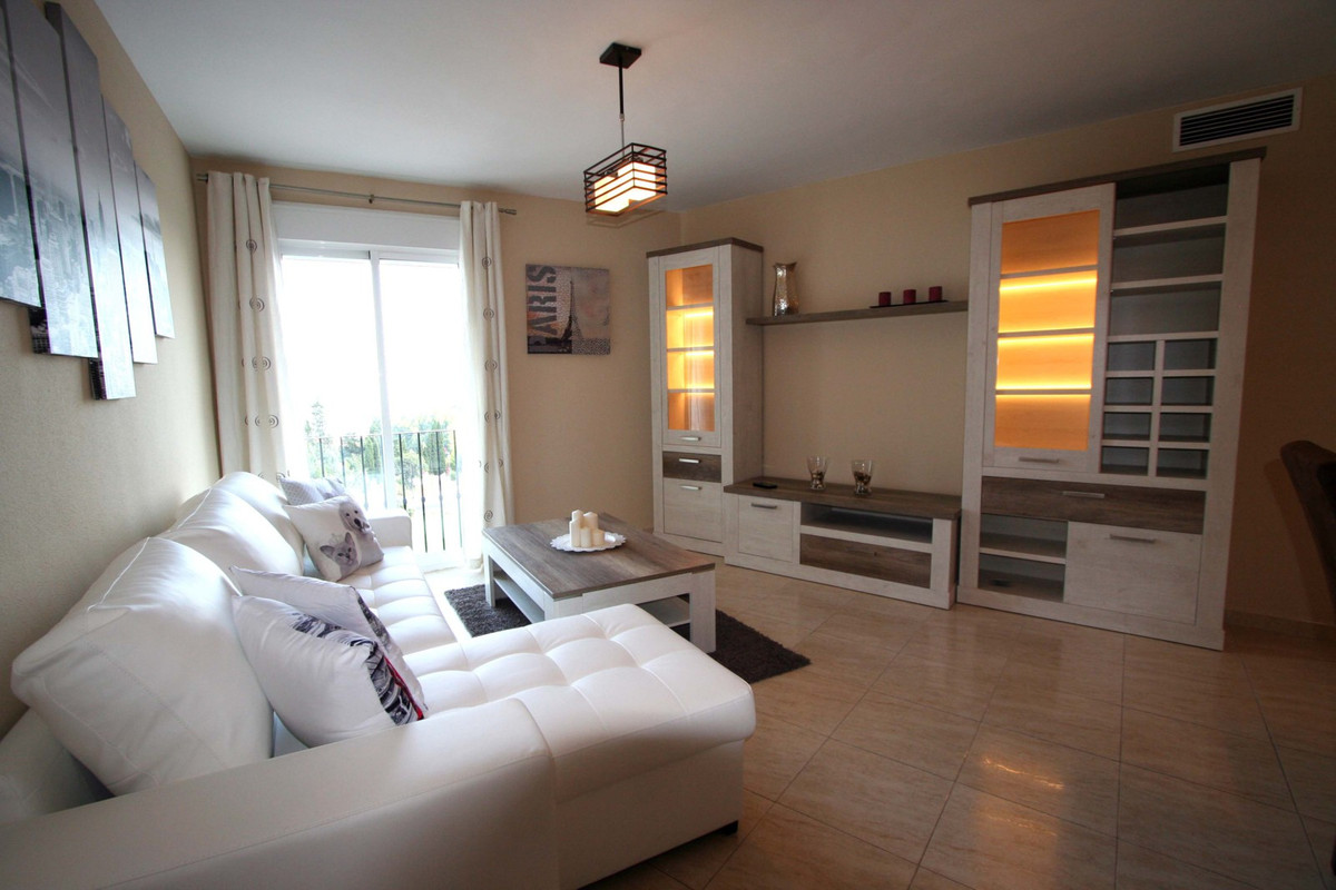 Fantastic apartment in Mijas Pueblo, in the center of the Costa del Sol, with sea and mountain panor, Spain