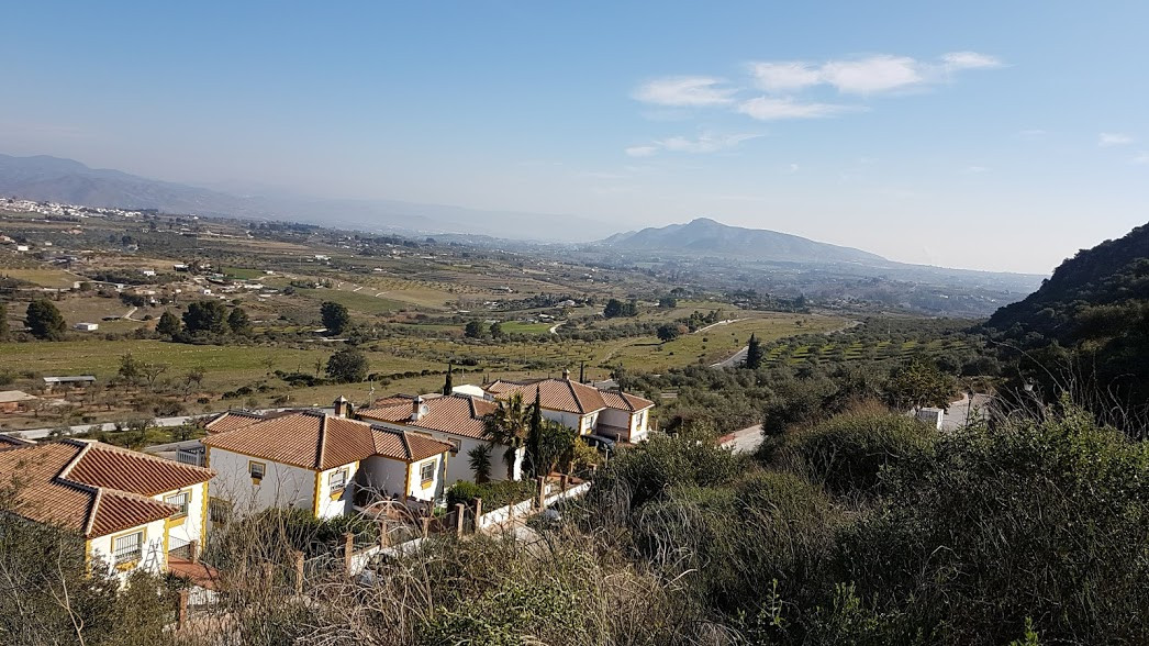 Investment opportunity!!! A plot of land in a priviledged position on Urbanisation Sierra Gorda in C,Spain