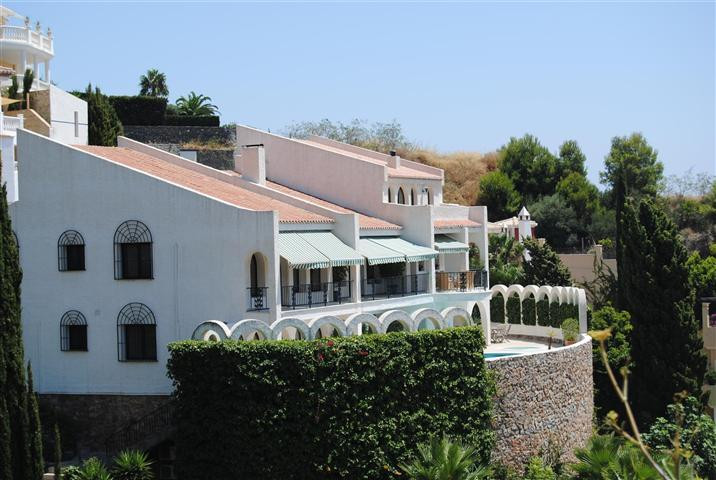 A fantastic villa in the best area of Almunecar with wonderful view over the sea, mountains and the , Spain