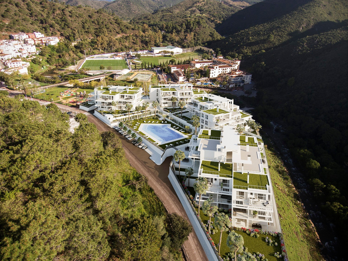 New release! RIVERSIDE BENAHAVIS.   Apartment situated in a new development in Benahavis, right by t,Spain