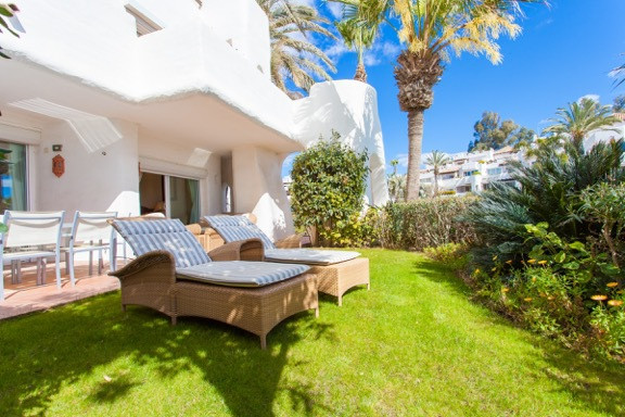 REDUCED BY 200,000 EUROS!!   Beautiful 2 Bedroom 2 Bathroom South Facing Front LineBeach Ground Floo, Spain