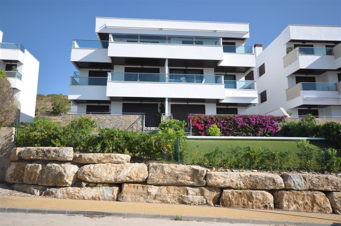 Beautiful and spacious penthouse apartment with panoramic views to the sea. The only property on the,Spain