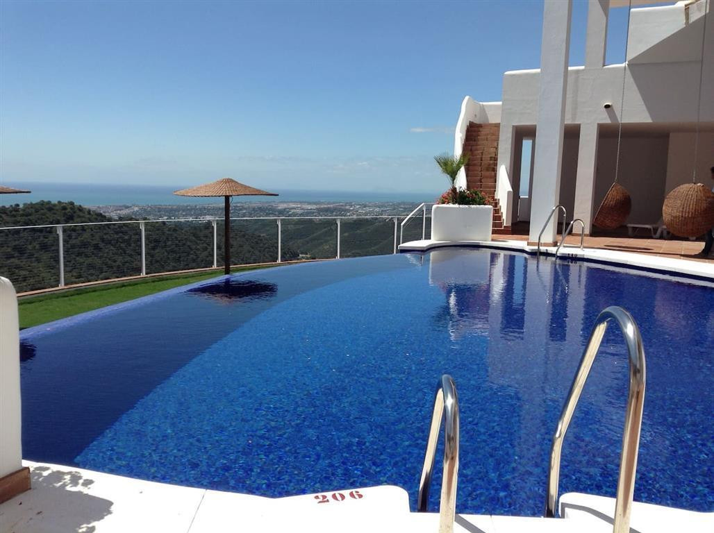 """Impressive rustic style house, located in an amazing position in the mountain of Marbella, """"La ,Spain"""