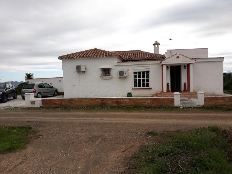 Detached Villa, Almogia, Costa del Sol. 3 Bedrooms, 2 Bathrooms, Built 84 m2- Terrace 65 m2- Garden/Spain