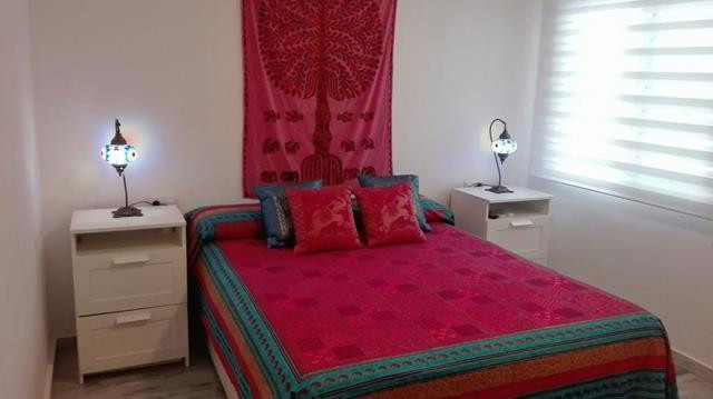 Lovely middle floor apartment situated beach side of central Fuengirola walking distance to all amen,Spain