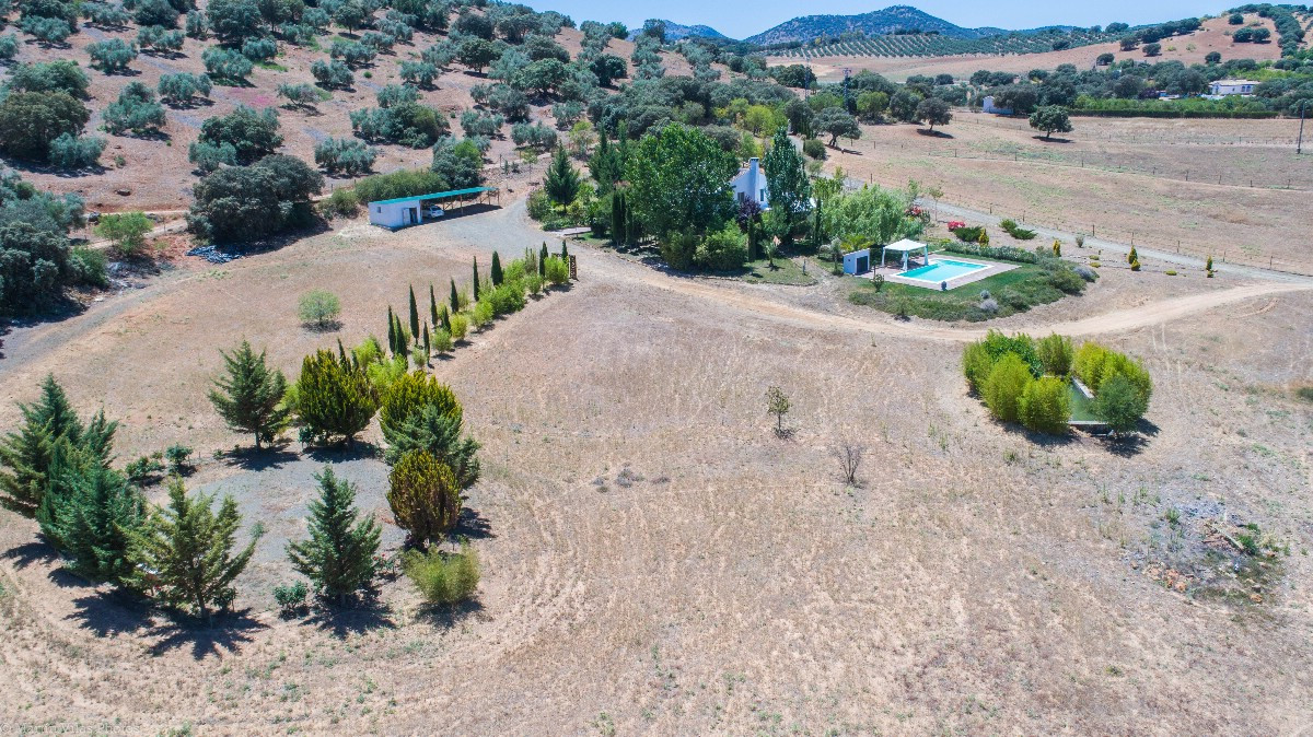 Wonderful equestrian Finca with several horse riding area and a large stable, plus a beautiful Villa,Spain