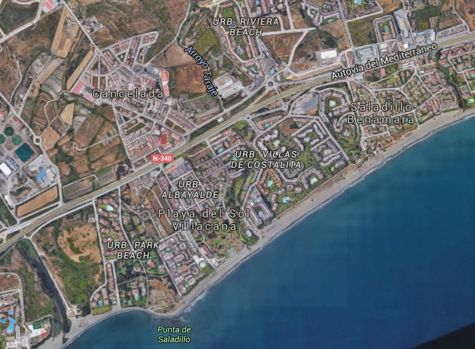 Plot located in the area Cancelada, with a total area of ??660 m2.  Land, Cancelada, Costa del Sol. , Spain