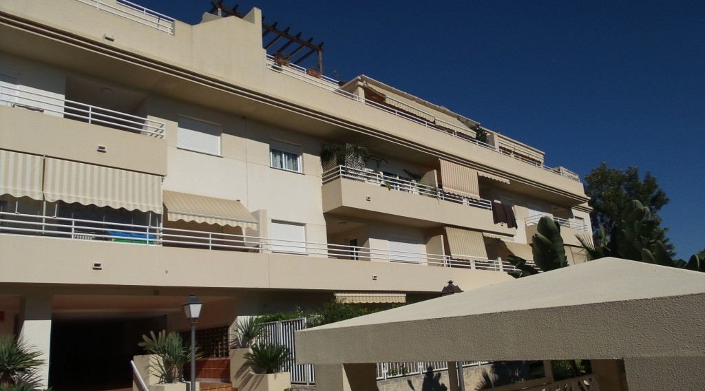 (REF. 1549 - V ) MALAGA ( CHURRIANA )  For sale a second floor apartment in a building with lift  in,Spain