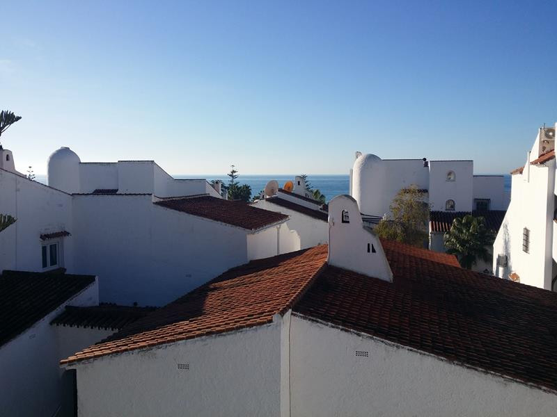 Set in one of the matured complexes in Torrox Costa, with well maintained and beautiful gardens, thi,Spain