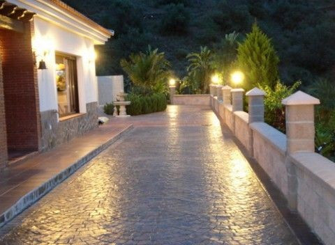 Luxury villa, high standard, large terraces, fully furnished (except living room), walk in wardrobe,, Spain