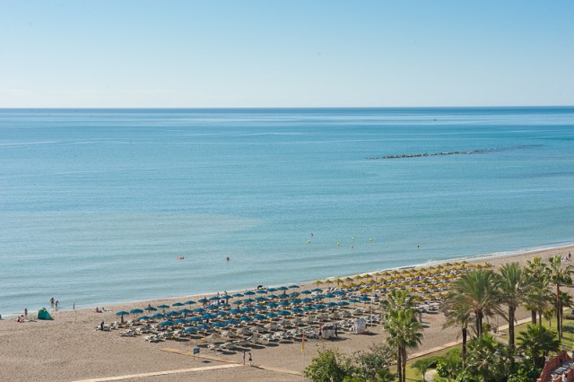 A well-appointed southwest facing studio located frontline beach in one of the best holiday spots ne, Spain