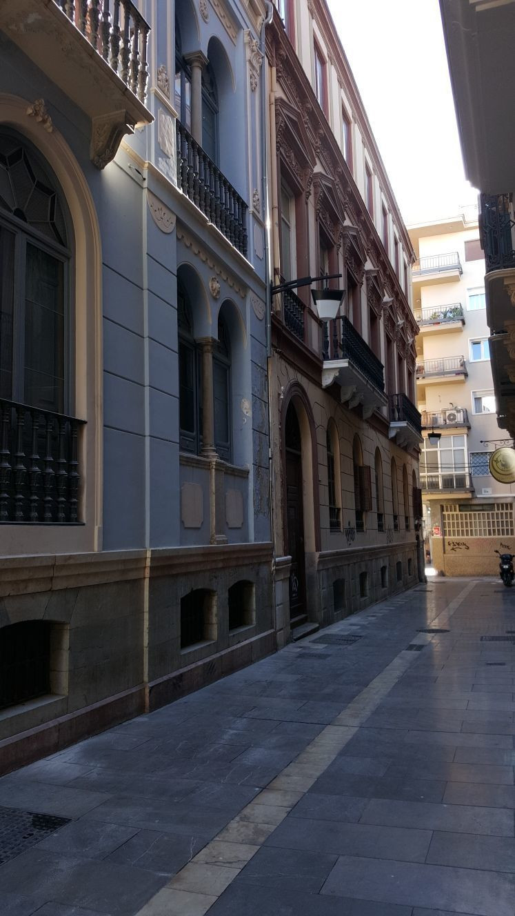 PRICE IS NON NEGOTIABLE Elegant building built in 1878 perfectly preserved with a constructed area o, Spain
