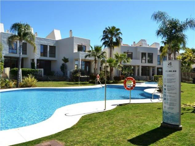Superb townhouse in Estepona East close to golf courses Brand new house with 3 bedrooms, 3 bathrooms,Spain