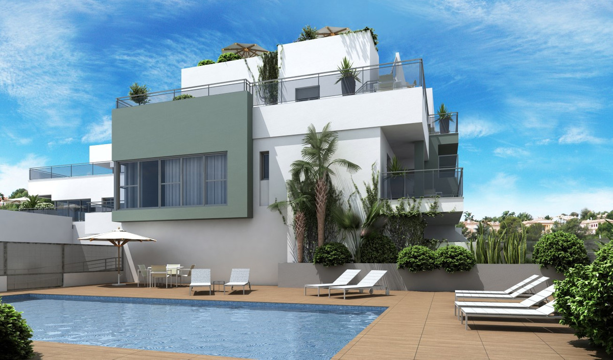 Modern 2 bedroom 2 bathroom apartments close to the beach in Costa Blanca. If you are looking for a , Spain
