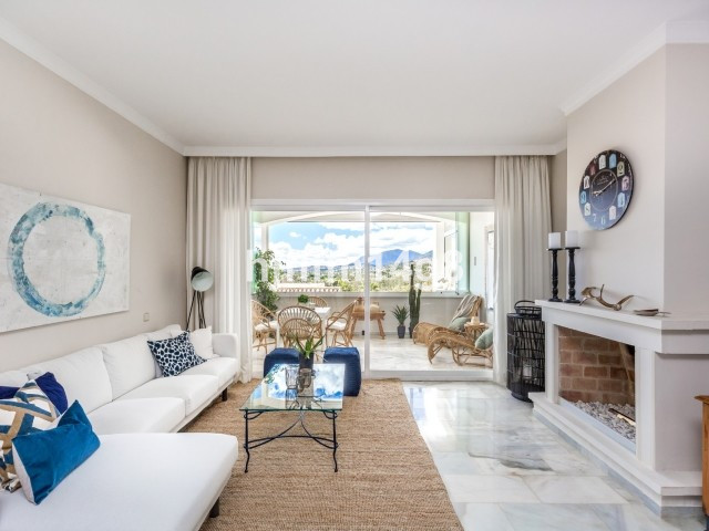 Spacious three bedroom townhouse in Altos de Aloha, Nueva Andalucia. The complex, which is close to ,Spain