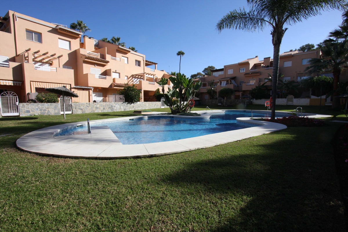 Ground floor apartment in Dunas de Carib Playa East Marbella, walking distance to the beach and closSpain