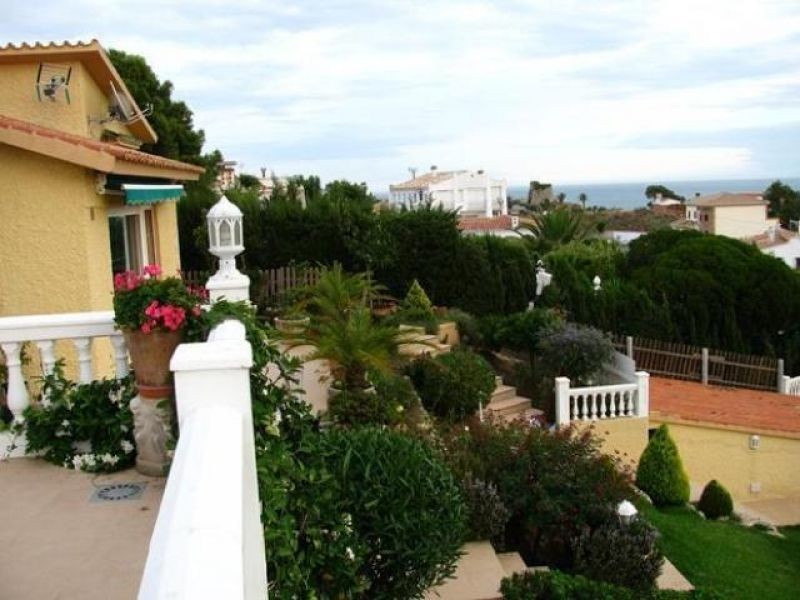 Magnificent mediterranean styled 4 bedroom independent villa,  Beautiful sea views, Central heating,, Spain