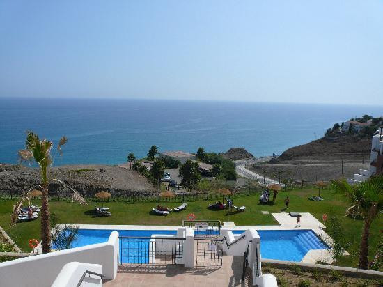 2 BEDROOM APARTMENT IN RESIDENCIAL CALACEITE, A MODERN DEVELOPMENT SITUATED BETWEEN NERJA AND TORROX,Spain