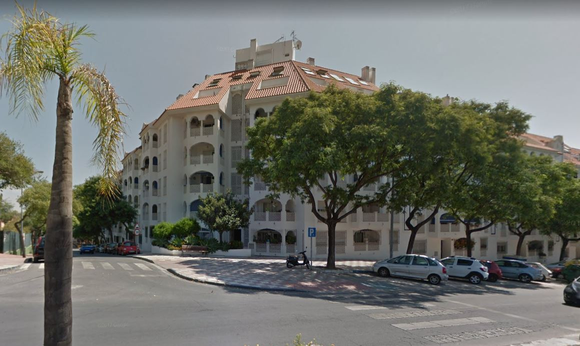 Middle Floor Apartment, San Pedro de Alcantara, Costa del Sol. 3 Bedrooms, 2 Bathrooms, Built 90 m&a, Spain