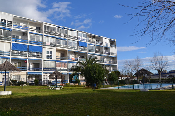 Beautiful apartment in Los Alamos Torremolinos in a sunny complex, only 5 minutes from the beach and,Spain