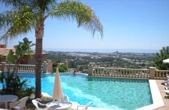 Exclusive development in typical Andalusian style. Very quiet and private with panoramic views to th,Spain