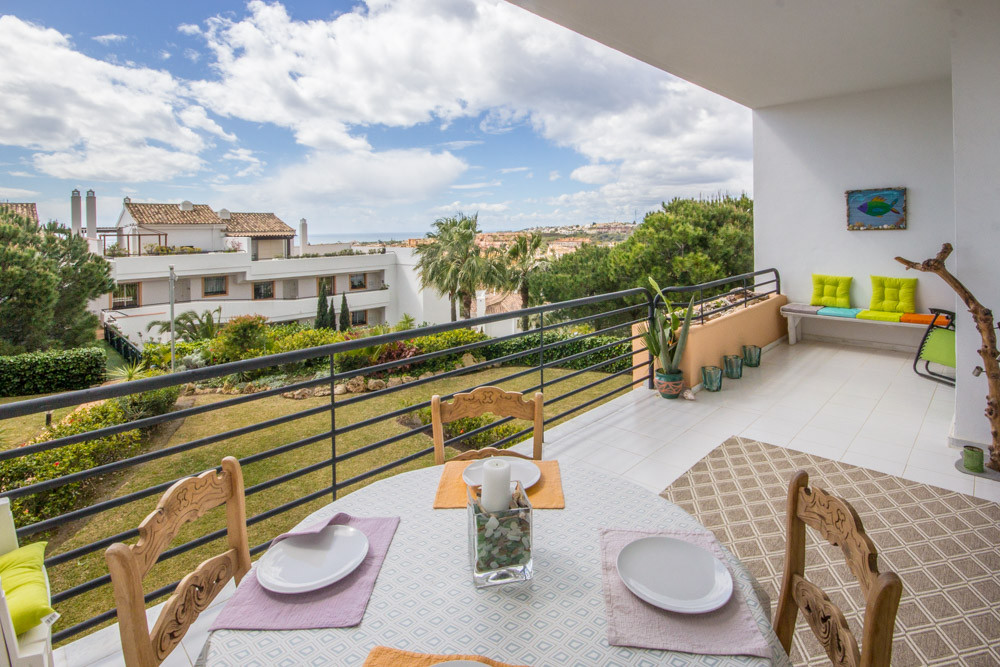 Urb. Altos de Miraflores - best complex near La Cala de Mijas, best block within the urbanization!  , Spain