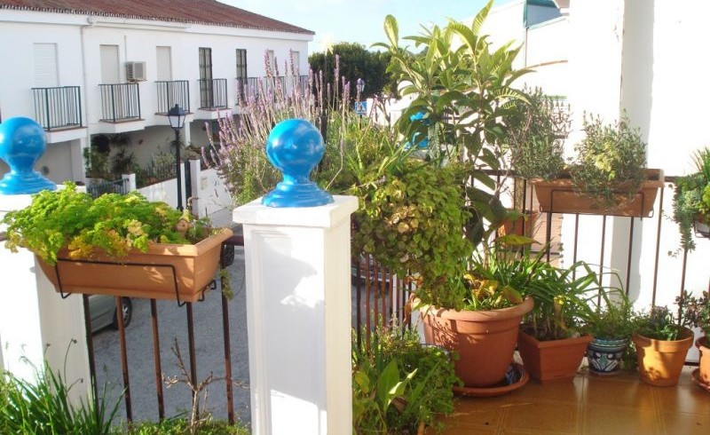 A fabulous townhouse in Mijas Pueblo, Located on the outskirts on the east side of the beautiful whi,Spain