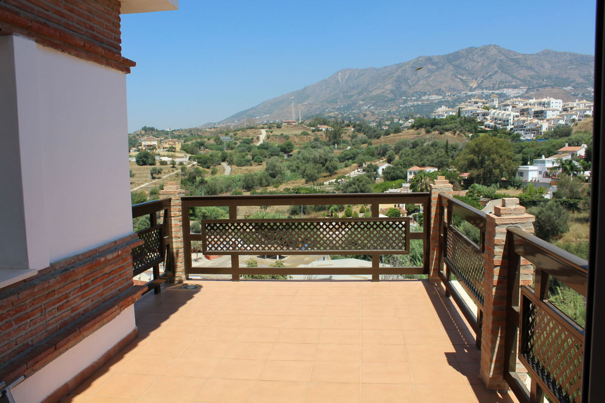 Duplex penthouse in Mijas 3 bedrooms with 5 terraces allowing panoramic views of the Mijas country s, Spain