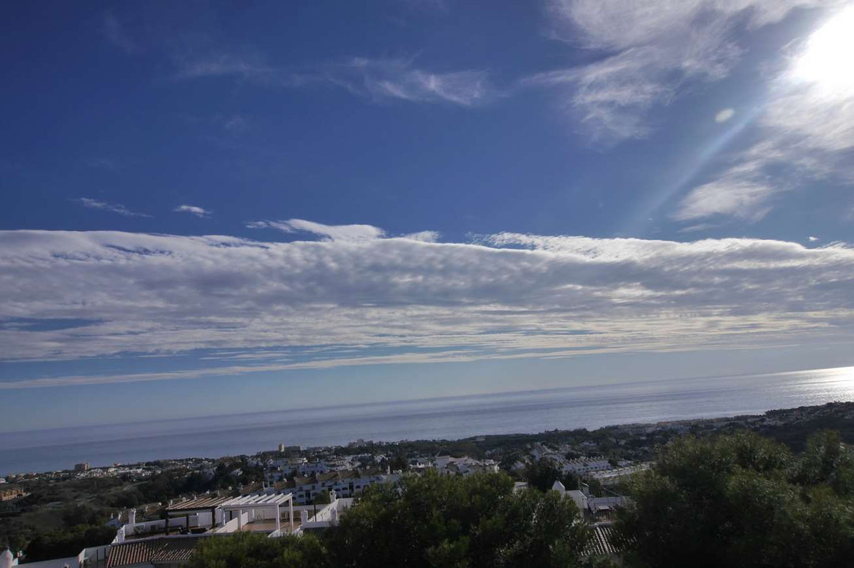 AMAZING PANORAMIC SEA VIEWS - 1 LEVEL CORNER PENTHOUSE - AMPLE - ABUNDANCE OF LIGHT  These are only , Spain
