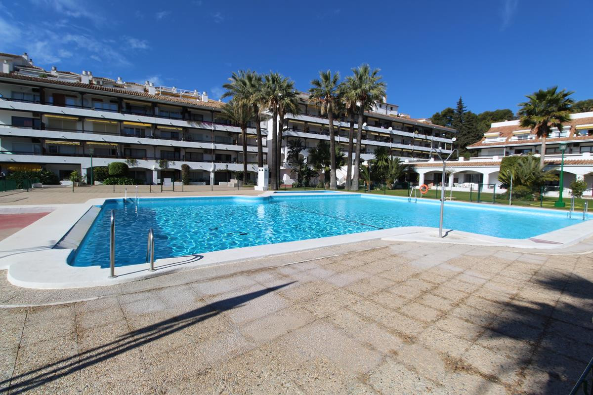 STUDIO FOR SALE ON THE GOLDEN MILE MARBELLA  This lovely studio is very well located, walking distan,Spain
