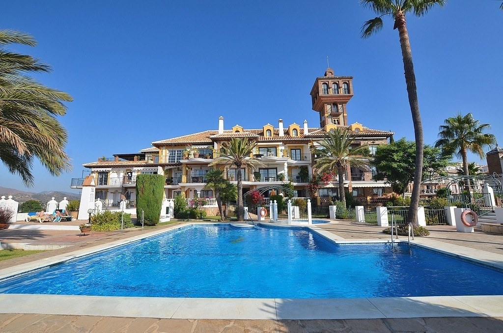 *****RESERVED*****  NICE APARTMENT located in the renowned Andalusian style complex Puebla Aida (Mij,Spain