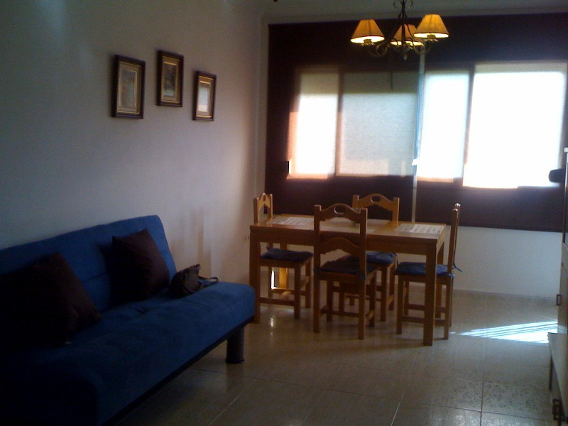 For sale an 1 bedroom apartment with a 7m2 terrace in the center of la Cala de Mijas ( Malaga ). Onl,Spain