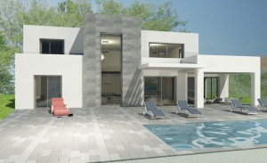STUNNING 3 BEDROOM VILLA WITH PRIVATE POOL FOR SALE  IN DENIA, SPAIN.  The private detached villa fo,Spain