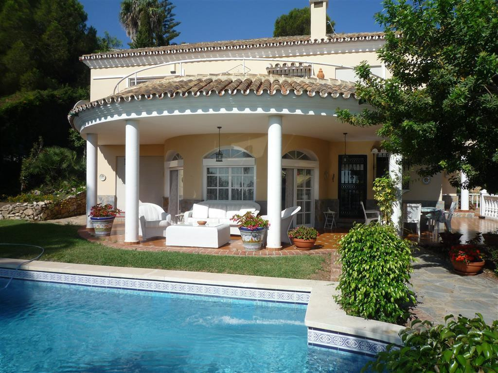 Torre Nueva in Mijas Costa Exclusive villa urbanization situated 1.500 m from the beaches , between ,Spain