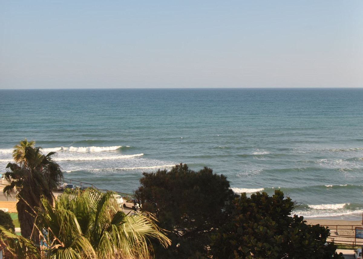 A well presented two bedroom two bathroom apartment in a front line beach complex, new to the market,Spain